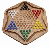 Chinese Checkers 6 - hanging