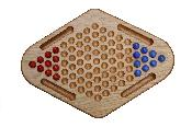 Chinese Checkers for 2 - hanging